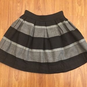 BCBGeneration Skirt - Size 6 - Chocolate